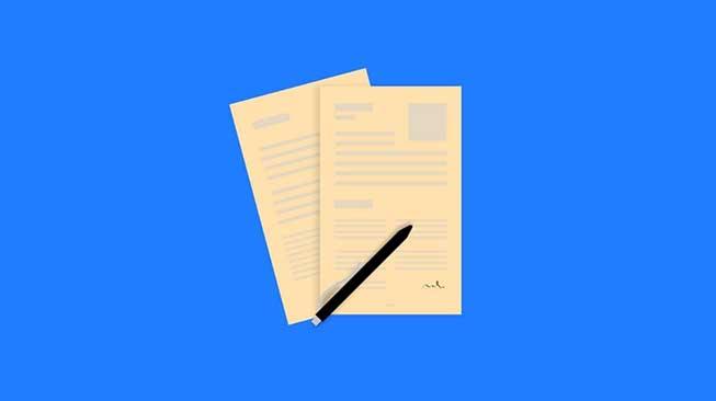 Tips Cara Menulis Surat Lamaran Pekerjaan