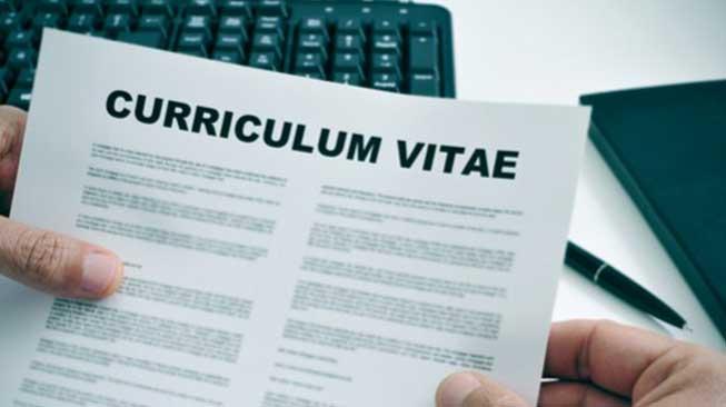 Membuat CV yang Baik dan Benar