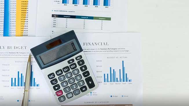 Membuat Perincian Keuangan untuk Hal Prioritas