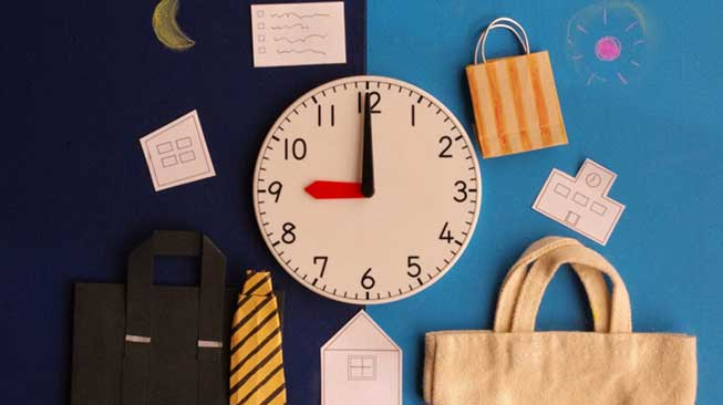 Memilih Waktu Kerja yang Sesuai