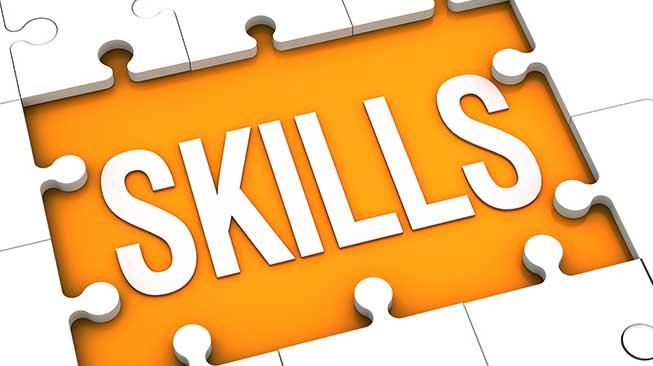 Pastikan Kalian Memiliki Skill yang bsia Dijadikan Sebagai Ciri Khas