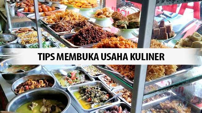Tips Membuka Usaha Kuliner